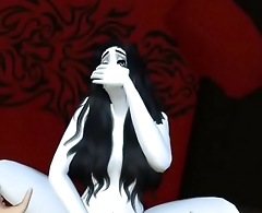 Sims 4 Ghost girl Part 2