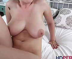 Plumber Lays Pipe for Nude Client