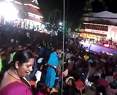 Aunty ass dance in concert more visit indianvoyeur.ml