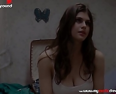 Alexandra Daddario HOT Compilation - Exotic Playground