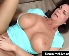 Texas Cougar Deauxma Blows &amp_ Gets Analized By Mafia Bookie!