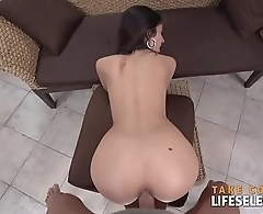 Darcia Lee - Huge Boobs in Action