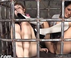 Tossed up girl is punished