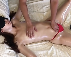 Massage and Orgasm - Mari 31 years old