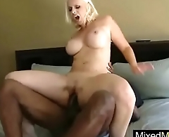 Superb Horny Milf (mandy sweet) Love Black Mamba Cock vid-08