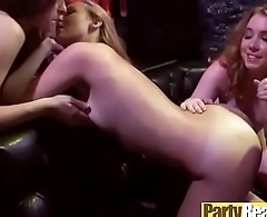 Party Real Sluty Girls (nicki &amp_ ryan &amp_ tiffany) In Hardcore Sex Group Scene vid-19