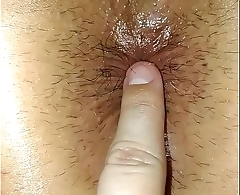 Anal joy and fingering