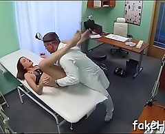 Dirty doctor doesn'_t wish sex to stop