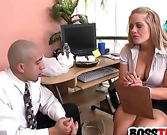 Bossy Boobs Babe Holly Heart