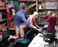 Police officer fucks A mother and crony'_s daughter who have been