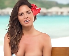 Bo Krsmanovic Gets Wet, Takes It Off In Tropical Tahiti  Uncovered  Sports Illustrated Swimsuit