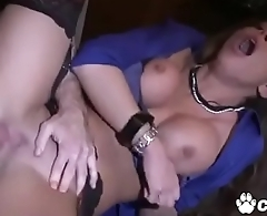 The Sexy Office MILF Hunter Bryce Has Some Office Sex